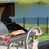 Voorbeeld barbecue