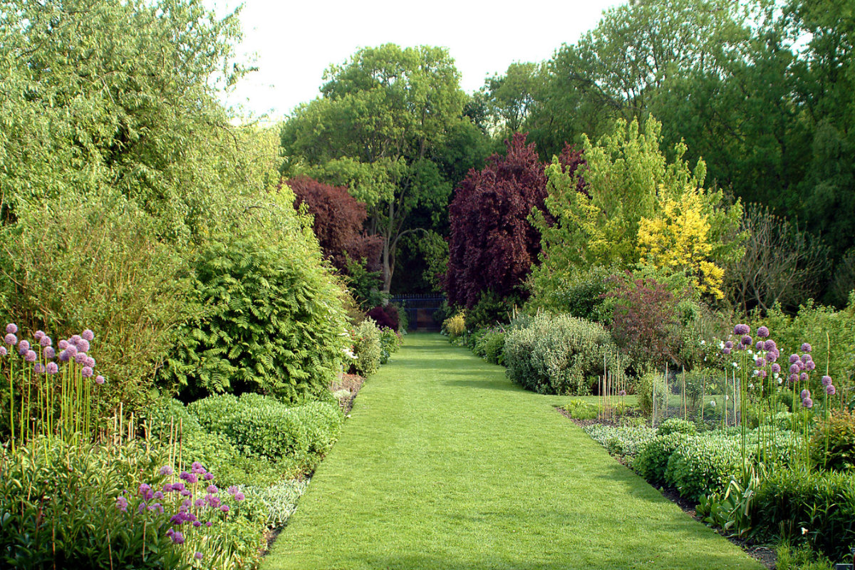 Landelijke tuinen fotospecial 10 foto 39 s vol idee n voor for Kleine voortuin ideeen foto s
