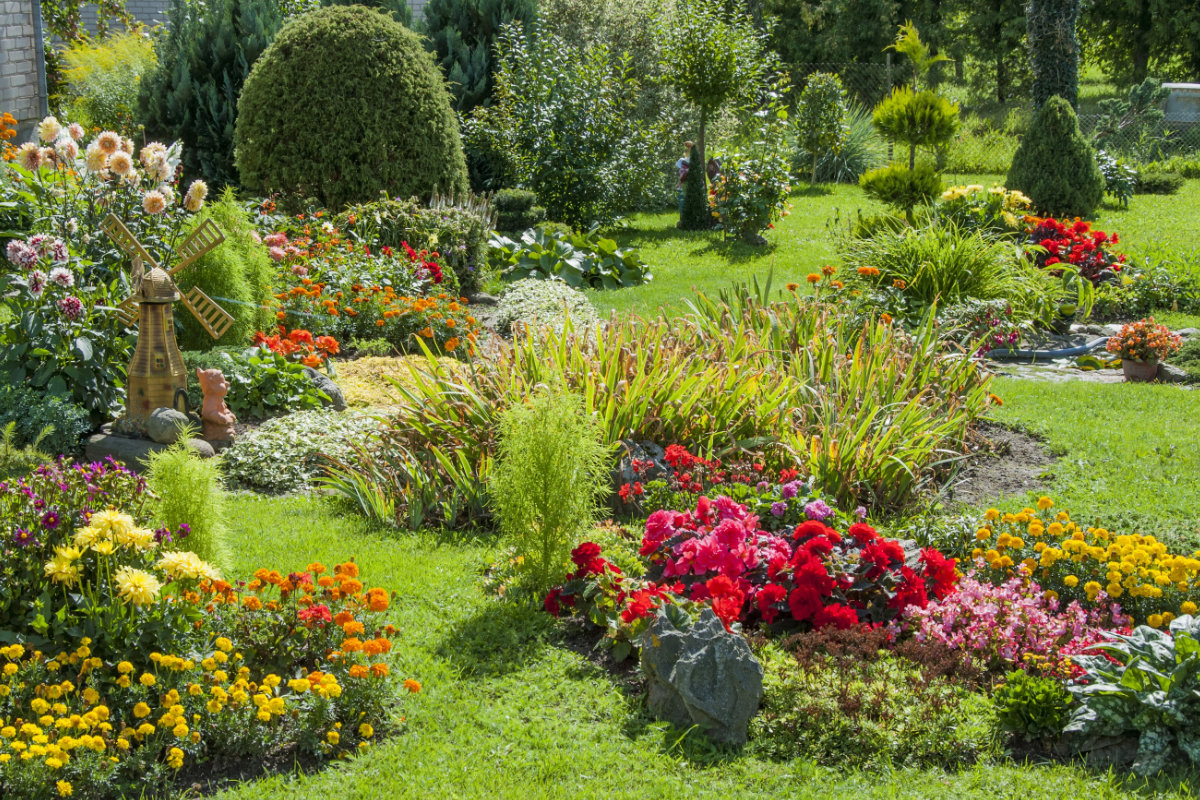 Landelijke tuinen foto 39 s en inspiratie - Creeren van een tuin allee ...
