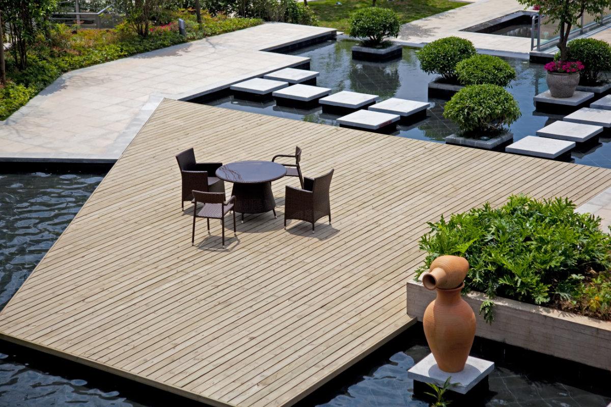 Bedwelming Moderne tuinen voorbeelden: ontdek onze fotospecial! &IJ25