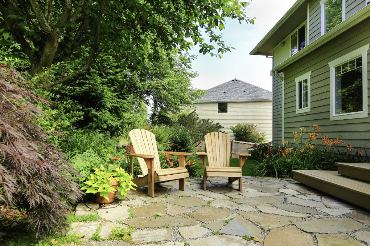 onderhoudsvriendelijke tuin aanleggen