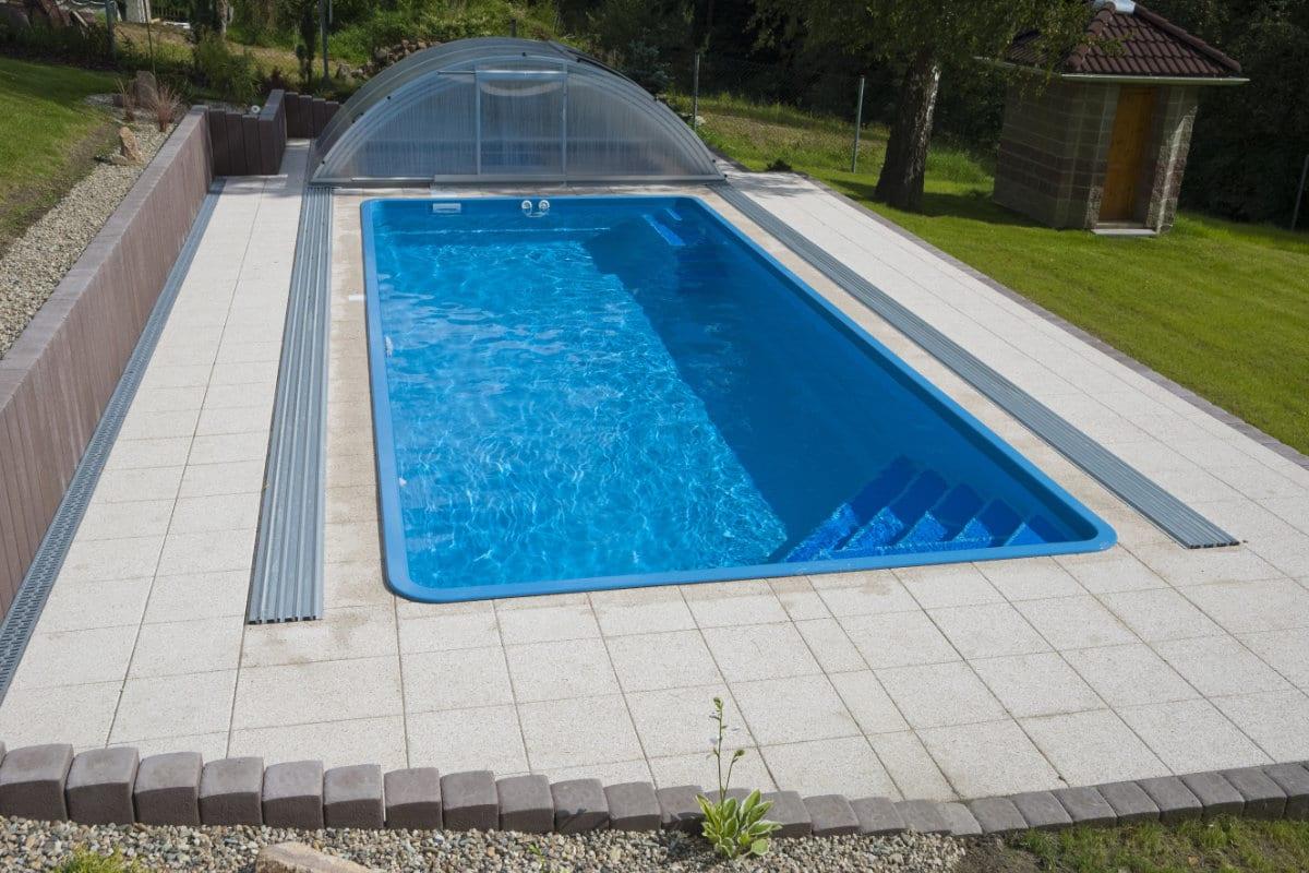 Prijs zwembad materialen en hun kostprijs for Kostprijs polyester zwembad