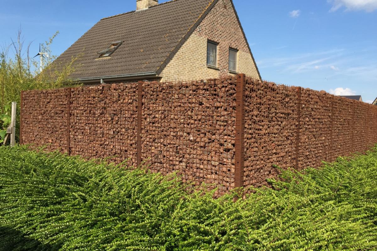 Schanskorven plaatsen voor en nadelen kostprijs - Steen en constructie ...