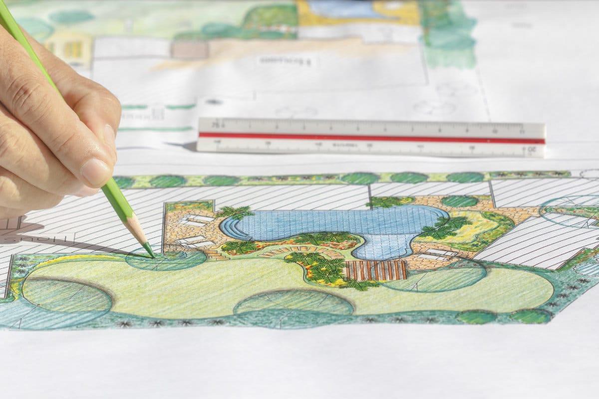Tuin ontwerpen procedure en kostprijs tuinarchitect for Tuinontwerp zelf