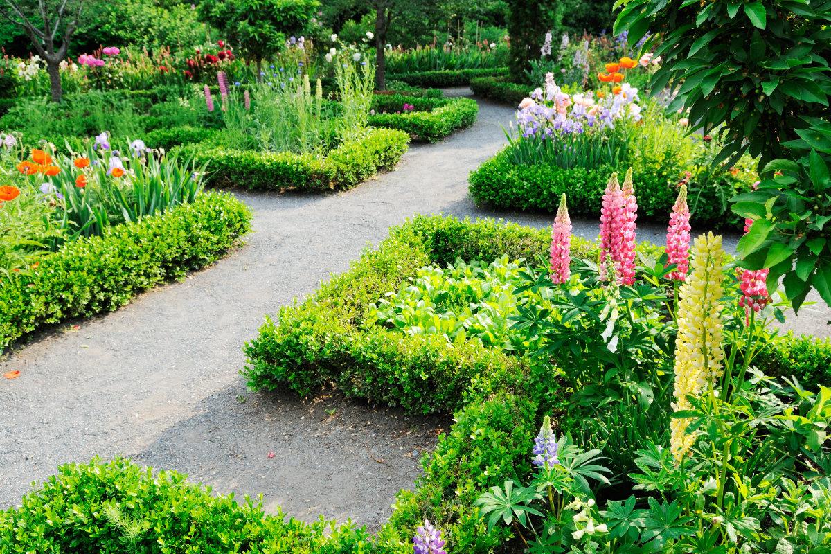 tuinpad aanleggen
