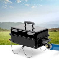 voorbeeld compacte gasbarbecue